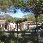 sarl home vacances camping labergerieplage : saisonnier  cuisine , bar