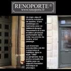 RENOPORTE : Distributeurs de prospectus