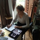 GRANDJEAN : professeure retraitée bilingue Français-anglais entièrement libre .